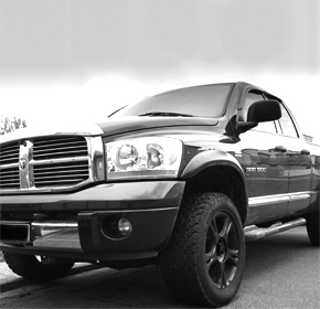 US Cars - Dodge RAM 1500